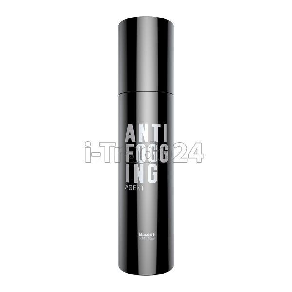 Спрей для защиты автомобильного стекла от тумана Baseus anti-fog agent for glass Black