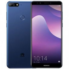 Смартфон HUAWEI Y6 (2018) (blue/синий)