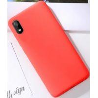 Чехол силиконовый для Xiaomi Redmi 7A Красный