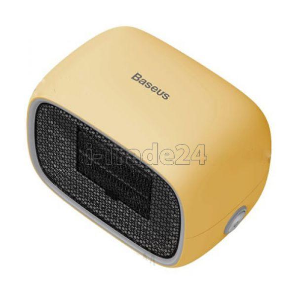 Обогреватель Baseus Warm Little White Fan Heater(EU) Yellow