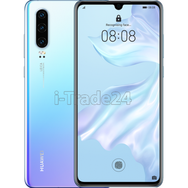 Смартфон Huawei P30 6/128GB (blue/светло-голубой)
