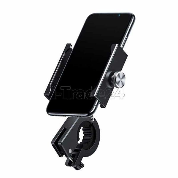 Держатель для мотоцикла или велосипеда Baseus Knight Motorcycle holder(Applicable for bicycle)Black