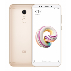 Xiaomi Redmi Note 5 32Gb+3Gb Dual LTE (gold/золотой)