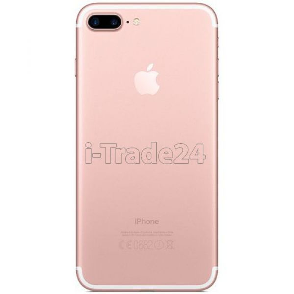 Apple iPhone 7 Plus 128Gb LTE (Rose Gold/Розовое золото)