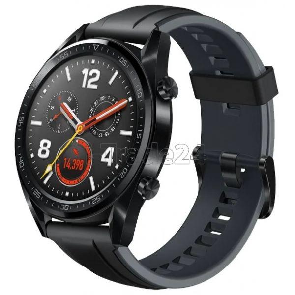 Часы Huawei Watch GT Black (Черный)