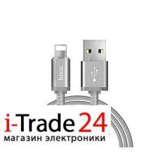 Дата-кабель защищенный Hoco U5 для iPhone 5/5C/5S/6/6S/7/8/X iPad