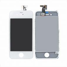 Дисплей iPhone 4 белый OEM