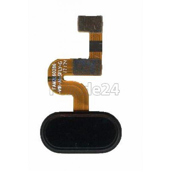 Кнопка Home Meizu E2 черная