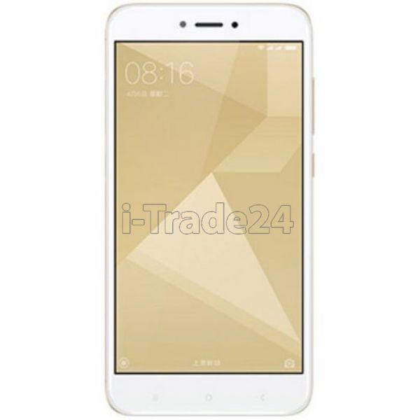 Xiaomi Redmi 4X 32Gb+3Gb Dual LTE (gold/золотой)