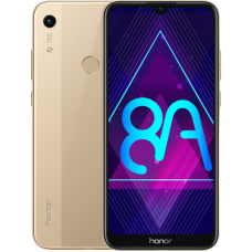 Смартфон Honor 8A 2/32GB Dual LTE (gold/золотой)