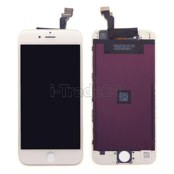 Дисплей iPhone 6 Plus белый OEM