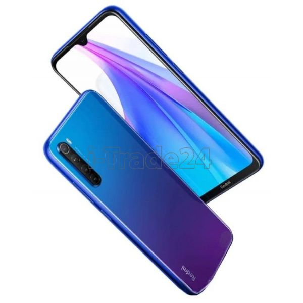 Смартфон Xiaomi Redmi Note 8T 4/64Gb Blue(Синий) EU