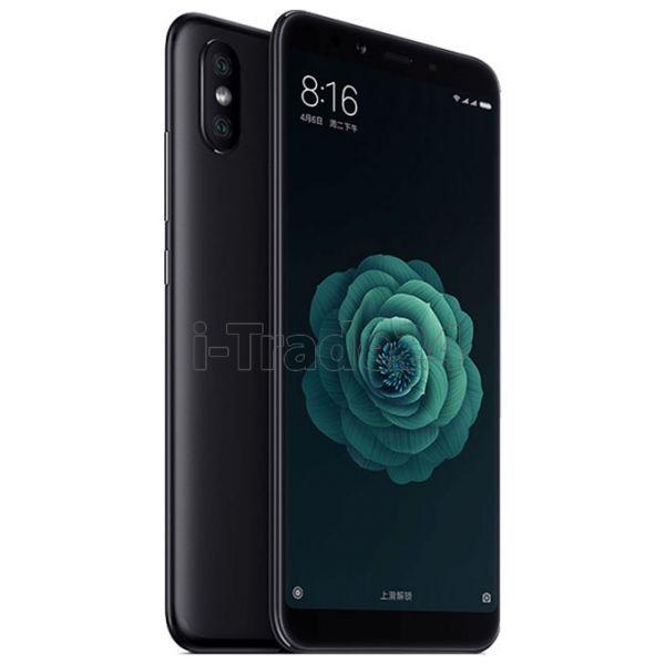 Xiaomi Mi A2 4/32GB Dual LTE (black/черный) Global Version