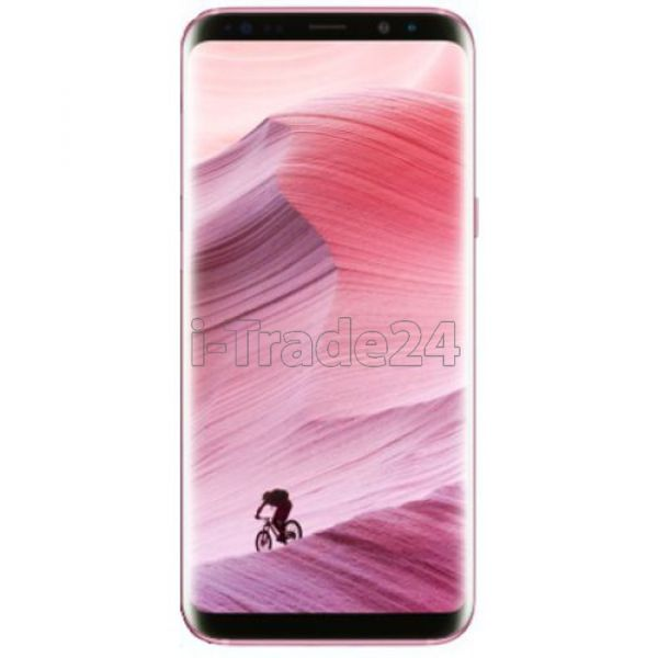 Samsung Galaxy S8 Plus 64Gb+4Gb Dual LTE (pink galaxy/розовая галактика)