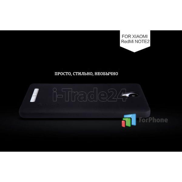 Накладка задняя силиконовая Nillkin для Xiaomi Redmi Note 2