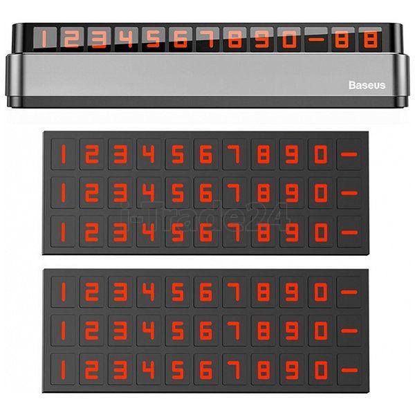 USB-концентратор Baseus Bend Angle No.7 Multifunctional Type-C HUB Converter Dark gray