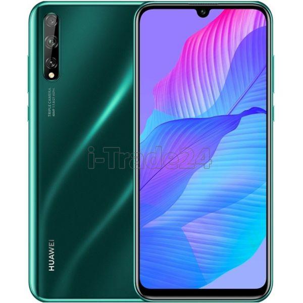 Смартфон HUAWEI Y8P 4/128GB Изумрудный Зеленый