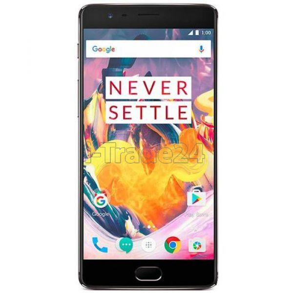 OnePlus 3T 64Gb+6Gb Dual LTE Grey Евротест