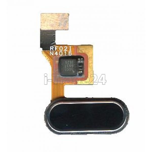 Кнопка Home Xiaomi Mi Note 2 черная