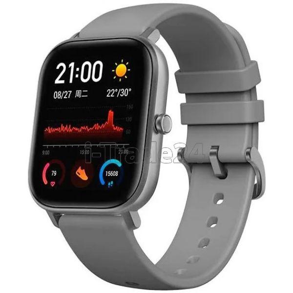 Умные часы Amazfit GTS Серый