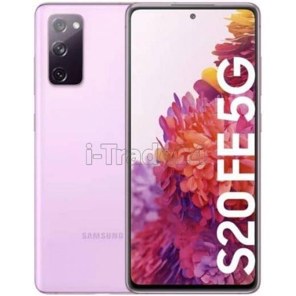 Смартфон Samsung Galaxy S20FE (Fan Edition) Лавандовый