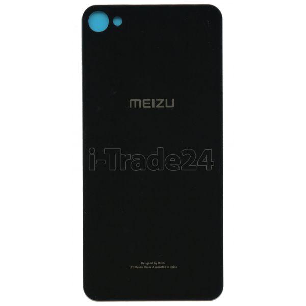 Задняя крышка для Meizu M3X черная