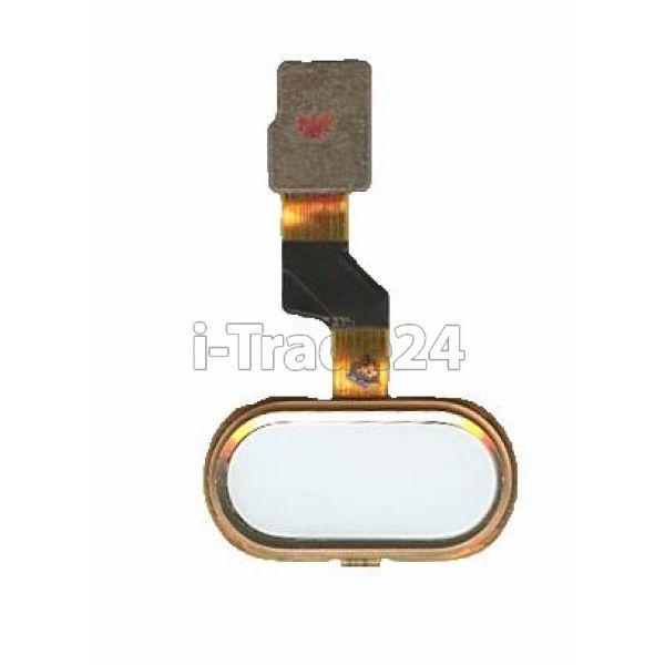 Кнопка Home Meizu M3S золотая