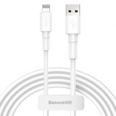 Кабель Baseus Mini White Cable USB For Micro 4A 1m White