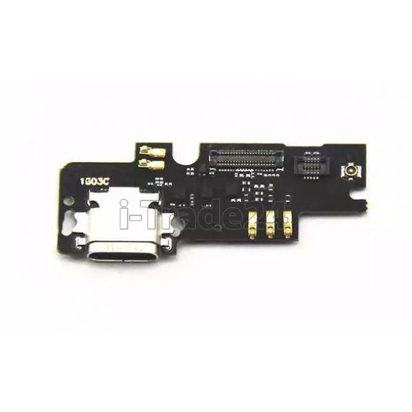 Нижняя плата Xiaomi Mi4C с USB разъемом