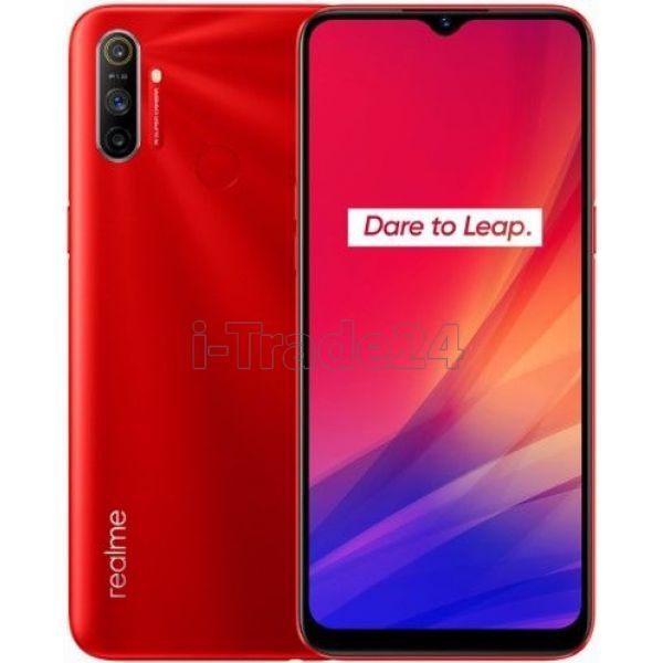 Смартфон realme C3 3/64GB Красный