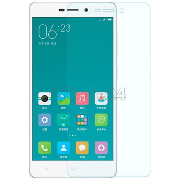 Защитное стекло для Xiaomi Redmi 3 прозрачное