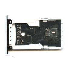 SIM лоток Xiaomi RedMi Note 4X черный