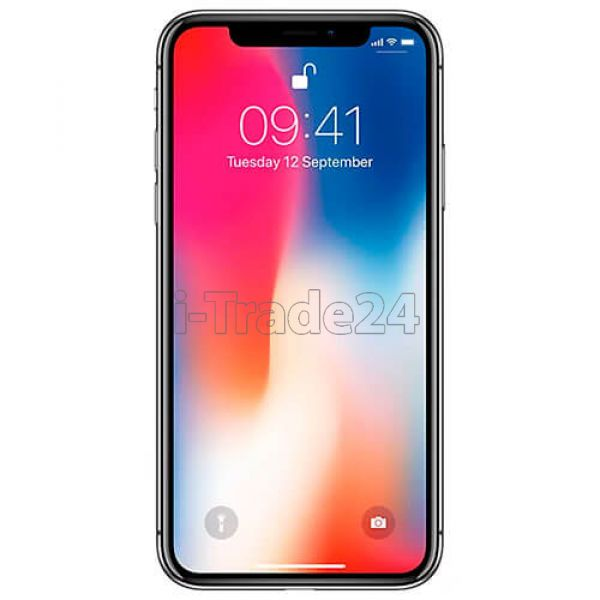 Apple iPhone X 64GB (space gray/серый космос)