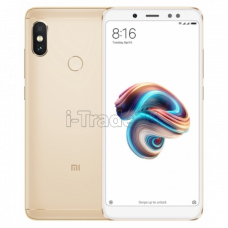 Xiaomi Redmi Note 5 64Gb+4Gb Dual LTE (gold/золотой) Global Version