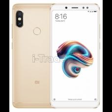 Xiaomi Redmi Note 5 64Gb+4Gb Dual LTE (gold/золотой) Global Version