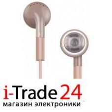 Наушники Hoco M12 с микрофоном, розовые