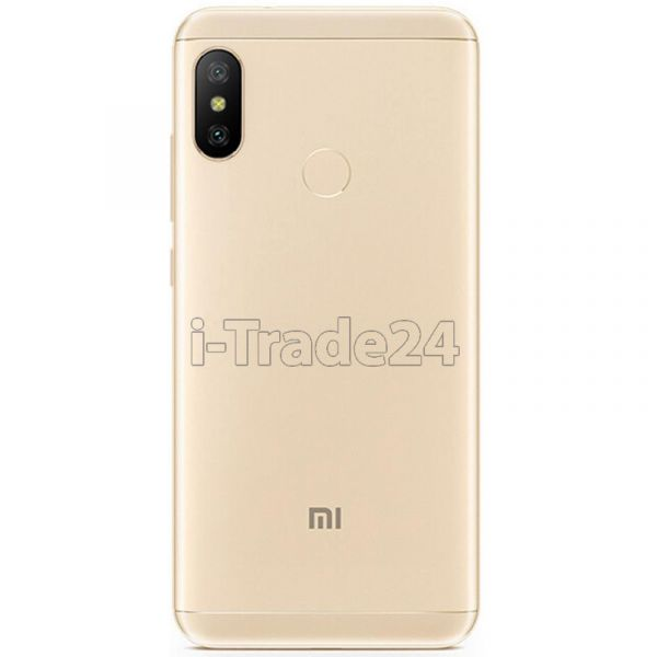 Xiaomi Mi A2 Lite 4/64GB Dual LTE (gold/золотой) Global Version
