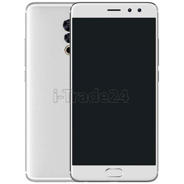 Meizu M6s 32Gb+3Gb Dual LTE (silver/серебристый)