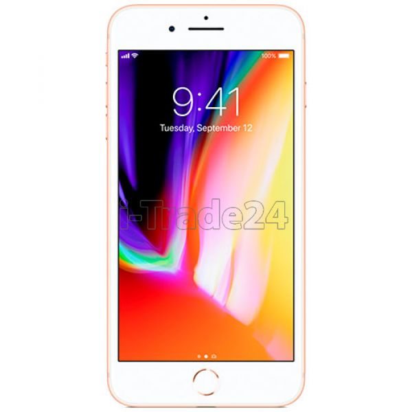 Apple iPhone 8 Plus 64GB LTE (Gold/Золотой)
