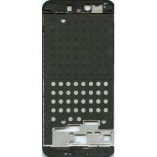 Рамка дисплея(средняя часть) Xiaomi Mi5c черная