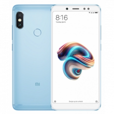 Xiaomi Redmi Note 5 32Gb+3Gb Dual LTE (blue/голубой) Global Version