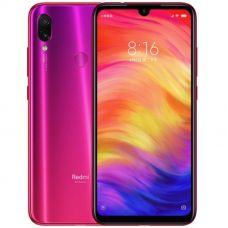 Xiaomi Redmi Note 7 4/64Gb Dual LTE (pink/розовый) Global Version
