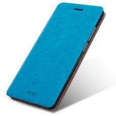 Чехол-книжка MOFI для Xiaomi Mi Max 2 (blue/голубой)