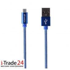 Дата-кабель Awei CL-910 для iPhone 5/5C/5S/6/6S/7 Ipad 4/air