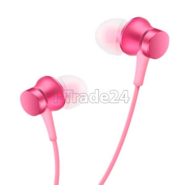 Xiaomi Mi In-Ear Headphones Basic (pink/розовый)