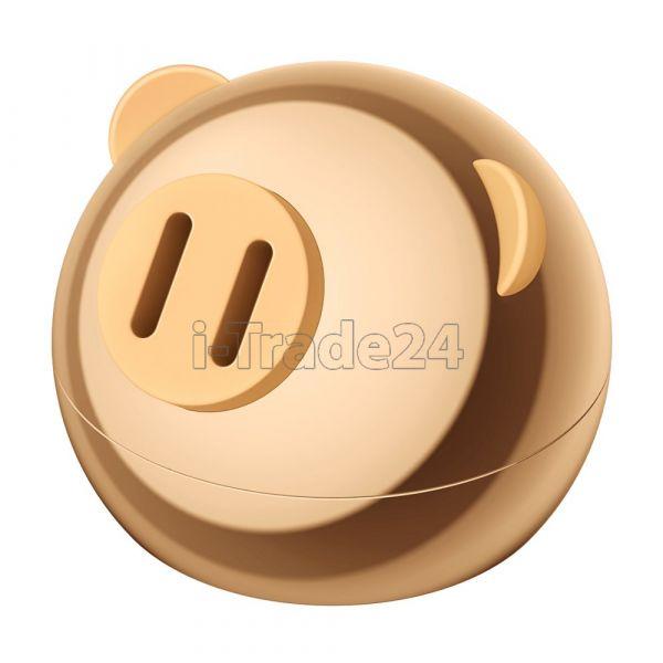 Автомобильный ароматизатор Baseus Little Fragrant Pig Fragrance Holder Gold