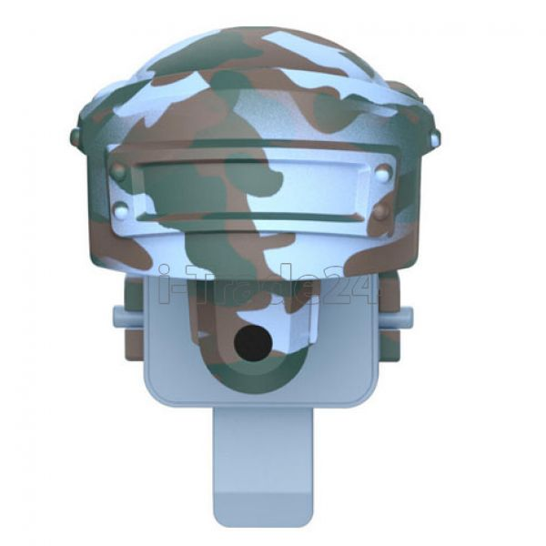 Держатель игровой Baseus Level 3 Helmet PUBG Gadget GA03 Blue