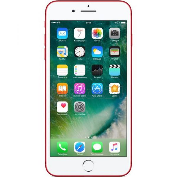 Apple iPhone 7 Plus 256Gb LTE (Red/Красный)