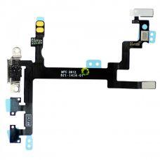 Шлейф кнопки питания iPhone 5