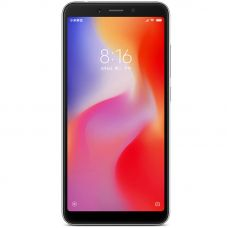 Xiaomi Redmi 6A 32Gb+2Gb Dual LTE (black/черный) Global Version